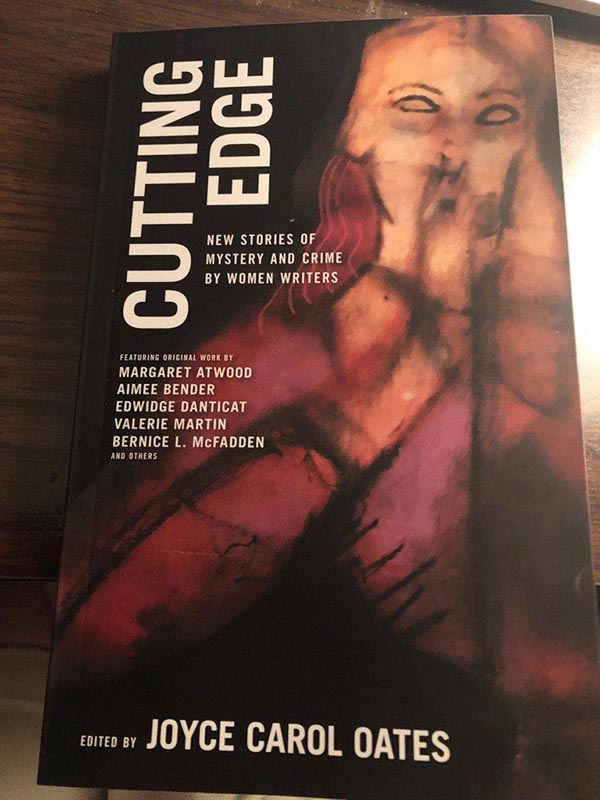 stories of mystery and crime by women