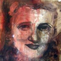 ghostly portrait (Dorothy)